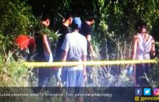 Usai Olah TKP Pembunuhan Sopir Go-Car, Tim DVI Bilang Begini - JPNN.com