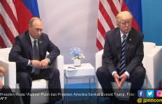 Trump Ancam Bombardir Syria, Rusia Kalang Kabut - JPNN.com