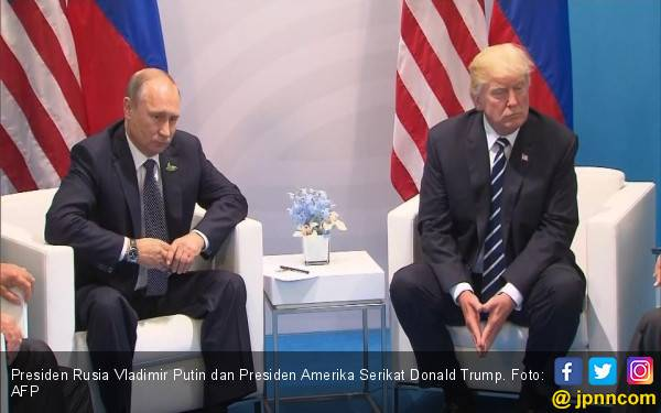 Putin Ramalkan Akan Ada Perang Teknologi karena Ulah Donald Trump - JPNN.com