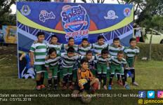 30 Tim Ramaikan Okky Splash Youth Soccer League Seri Malang - JPNN.com
