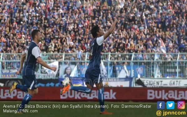 Persija vs Arema FC: Ingin Mencuri Angka di Kandang Macan - JPNN.com