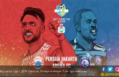 Jadwal Liga 1 2018 Sore dan Malam Ini - JPNN.com