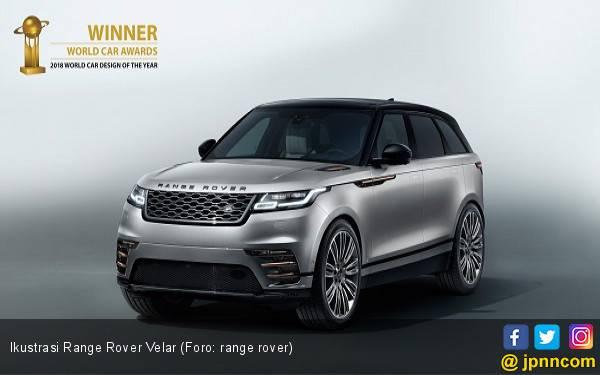 Range Rover Velar Ditasbihkan jadi SUV Paling Indah di Bumi - JPNN.com