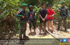 Diperiksa Prajurit TNI, Wanita Filipina Pura-Pura Bisu - JPNN.com