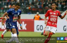 Hasil Liga 1 2018 Hari Ini, Sriwijaya FC vs Persib 3-1 - JPNN.com