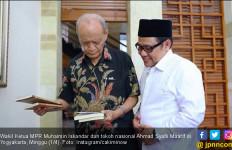 Cak Imin Sowani Buya Syafii, Dinasihati agar Jadi Negarawan - JPNN.com