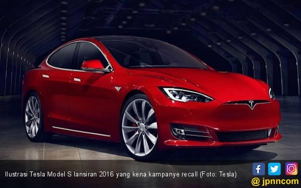 Tesla Setop Pemesanan Untuk Model S dan X - JPNN.com
