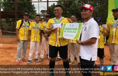 Kalahkan Kaltim, Tim Sofbol Putra Sultra Juara Kejurnas 2018 - JPNN.com