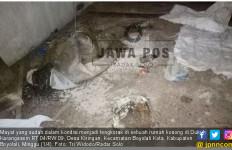 Ada Mayat di Rumah Kosong, Diduga Bunuh Diri Setahun Lalu - JPNN.com