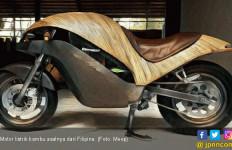 Motor Listrik dari Bambu, Kok Bisa? - JPNN.com
