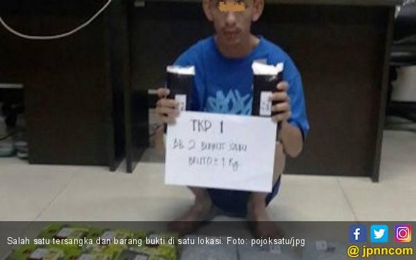 BNN Ungkap Sindikat Narkoba, 7 Ditangkap, 1 Ditembak Mati - JPNN.com