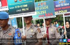Penerimaan Anggota Polri 2018 Curang, Silakan SMS Kapolda - JPNN.com
