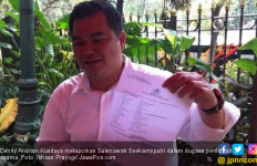 Simak nih, Kalimat Dua Pelapor Puisi Sukmawati Soekarnoputri - JPNN.com