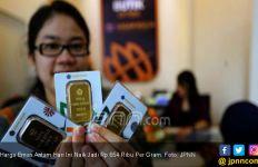 Harga Emas Antam Awal Pekan Terkerek Naik Rp 3.000 - JPNN.com