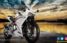 Loncin GP300, Sport Fairing China Ala Ducati - JPNN.com