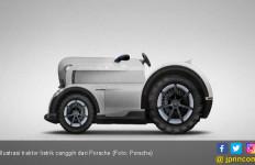 Traktor Listrik Canggih dari Porsche - JPNN.com