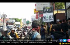 Ratusan Mitra Uber di Bekasi Pilih Gabung dengan Go-Jek - JPNN.com
