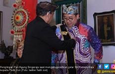 Gelar Sri Paduka Raja Fadli Zon Bakal Dicabut? - JPNN.com