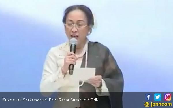 5 Klarifikasi Sukmawati dalam Kasus Puisi Ibu Indonesia - JPNN.com