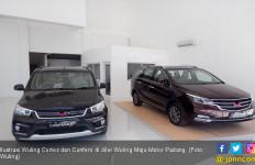 Bocor Tipis Harga Wuling Cortez 1.5L, Hanya Transmisi Manual - JPNN.com