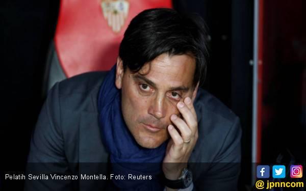 Final Copa del Rey: Sevilla Bisa Tiru Roma Pukul Barcelona - JPNN.com
