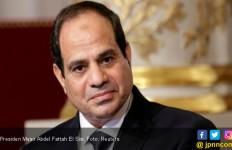Palestina Ucapkan Terima Kasih atas Upaya Tak Kenal Lelah Presiden Mesir - JPNN.com