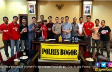 Persija Dapat Dukungan Polres Bogor Berkandang di Pakansari - JPNN.com