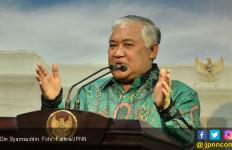Din Syamsuddin: Siapkah Pemerintah Menanggung Akibat dan Risikonya? - JPNN.com