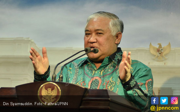 Siapa Mau Gugat UU Ciptaker ke MK? Din Syamsuddin Bakal Ikut - JPNN.com