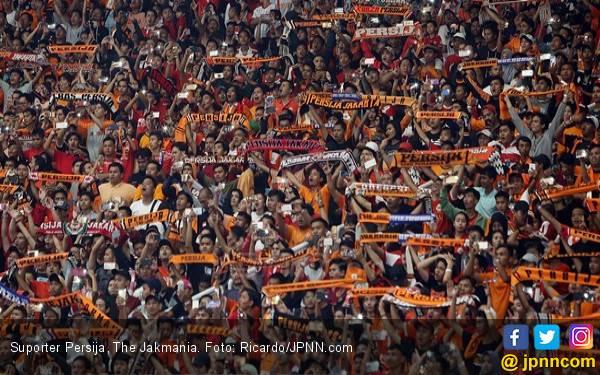 Kick-off Persija vs Home United Mundur Satu Jam - JPNN.com