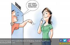 Cinta Terlarang SPG Cantik Bersemi di Gudang - JPNN.com