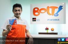Tawaran Menarik Internet Murah dan Melimpah dari BOLT - JPNN.com