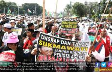 Aksi Bela Islam 64: Ketua Presidium Alumni 212 Maafkan Sukma - JPNN.com