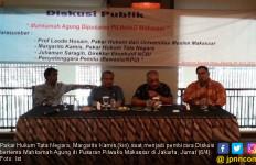 Aneh, PTTUN Makassar Menangani Perkara di Luar Kewenangannya - JPNN.com