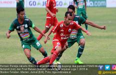 Simic Cetak Gol Bunuh Diri, Persija Takluk di Kandang PSMS - JPNN.com