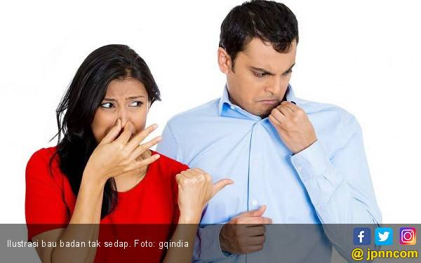 Cegah Bau Badan dengan 4 Cara ini - JPNN.com