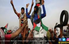 Mesir Turun Tangan, Gaza Kembali Tenang - JPNN.com