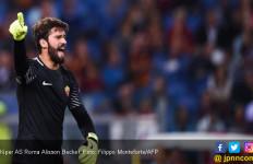 Intip Kans Madrid, Liverpool, dan Chelsea Gaet Kiper Roma - JPNN.com