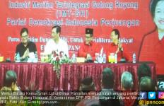 Luhut Temui Prabowo, Tanya soal Indonesia Bubar 2030 - JPNN.com