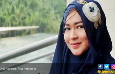 Okie Agustina Sering Nangis, Karena Masalah Ekonomi? - JPNN.com