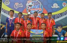 Okky Splash Seri Malang Luar Biasa, SSB Alvatar Jadi Juara - JPNN.com