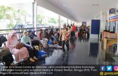 Berita Terbaru Imbas Kecelakaan Kereta Api Sancaka di Ngawi - JPNN.com