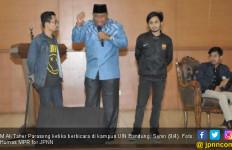 Sosialisasi 4 Pilar MPR, Ali Taher Singgung Puisi Sukmawati - JPNN.com