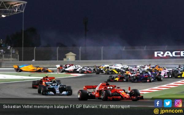 FIA Tetapkan Jadwal F1 2019 dan Aturan Baru - JPNN.com
