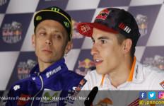 Kabar Terbaru soal Rossi vs Marquez di Kualifikasi MotoGP San Marino - JPNN.com