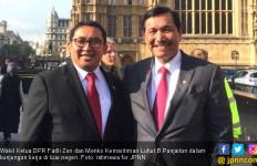 Fadli Zon Yakin Banget Luhut dan SMI Langgar Aturan Kampanye - JPNN.com