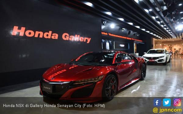 Rupiah Lemah, Honda Naikkan Harga Mobil CBU Hingga 2 Persen - JPNN.com