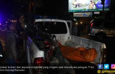 Sopir Truk Kabur Usai Tabrak Pengedara hingga Tewas - JPNN.com