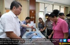 Melinda, si Yatim Piatu yang Dibacok Jambret - JPNN.com