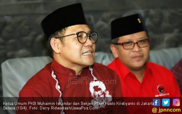 Muhaimin Ikhlas Puan Maharani jadi Ketua DPR, Asalkan... - JPNN.com